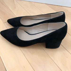 Franco Sarto Shoes - Franco Sarto Callan Suede Pump (7.5)